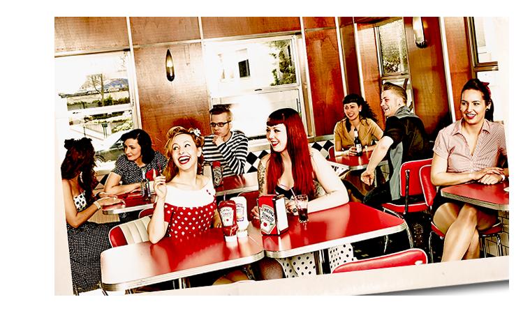 American Diner Durlach | Willkommen